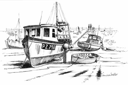 Fishing Boats Drawings Fishing Boats Drawings Fishing